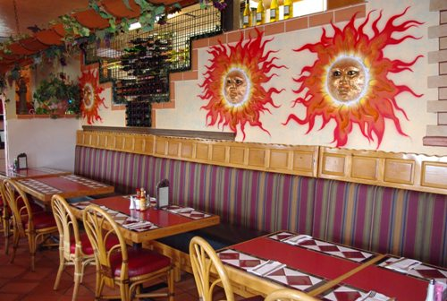 Chihuahua Mexican Restaurant - Interior Views